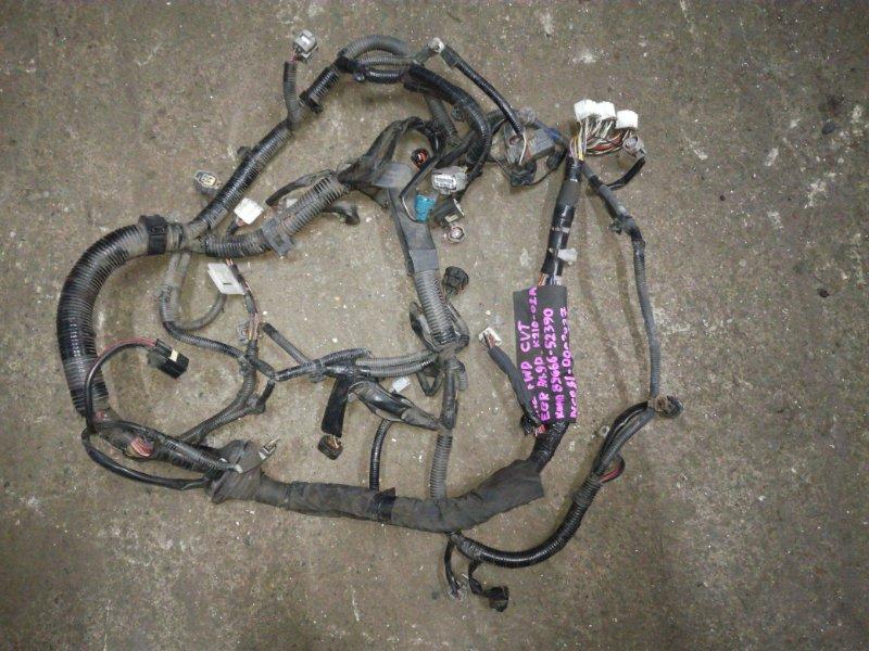 Коса двс Toyota Sienta NCP81 1NZFE