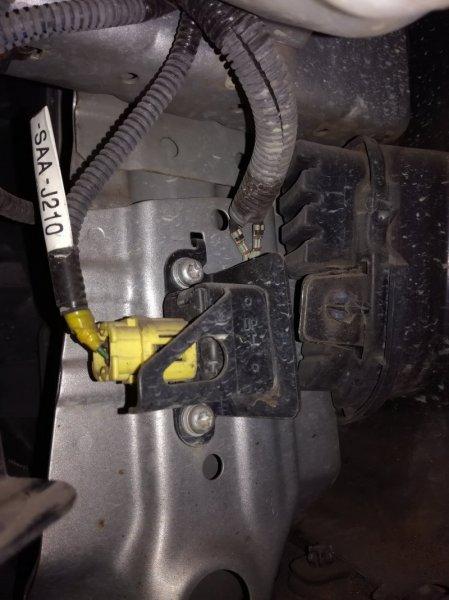 Датчик airbag Honda Fit GD3 L12A1 передний правый
