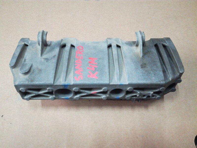Защита топливной рампы Renault Sandero Stepway F90 K4M
