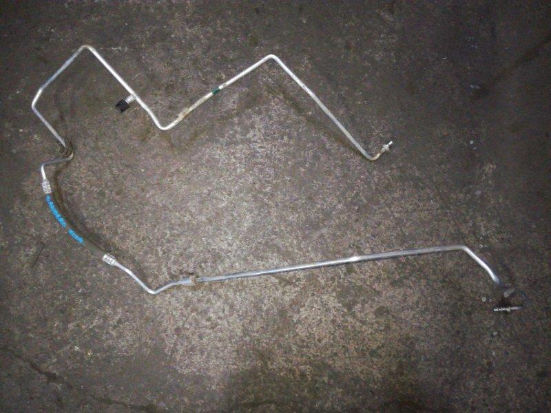 Шланг кондиционера Renault Sandero Stepway 2009 передний
