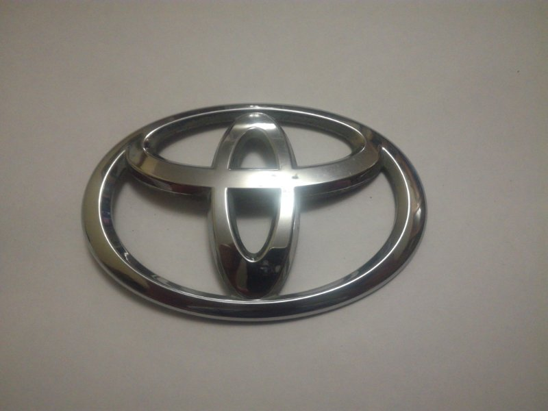 Эмблема Toyota Scion Tc AGT20 1NDTV