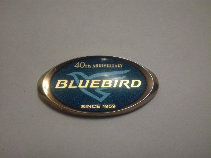 Эмблема Nissan Bluebird ENU14 QG18DE