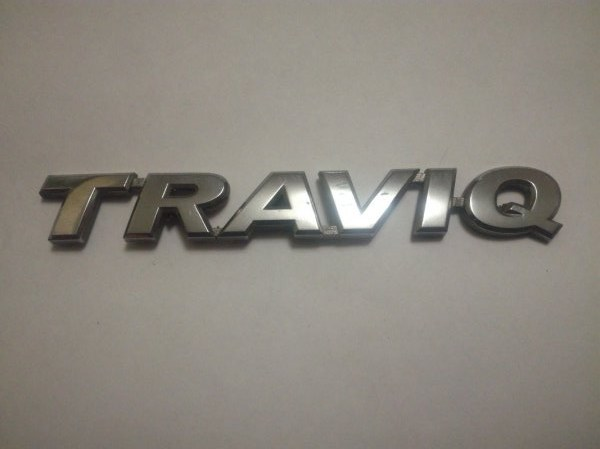 Эмблема Subaru Traviq XM8 Z18XE