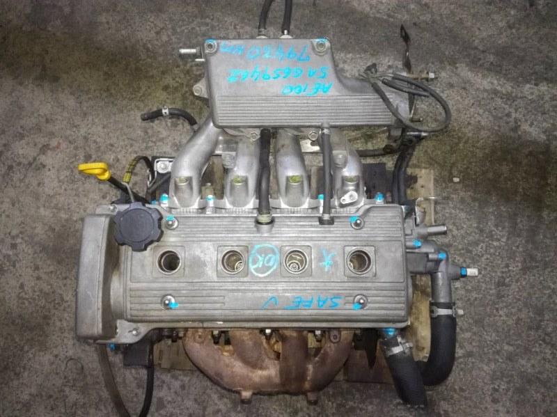 Двигатель Toyota Corolla Ceres AE100 5AFE
