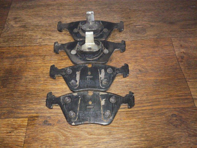 Тормозные колодки Bmw 5-Series F10 B47D20 переднее
