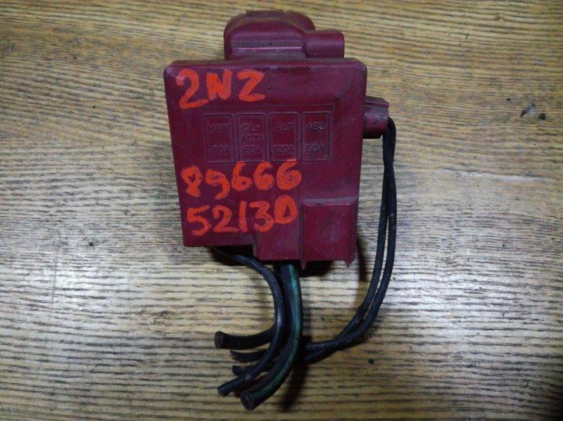 Блок предохранителей Toyota Echo Verso NLP22 1SZFE