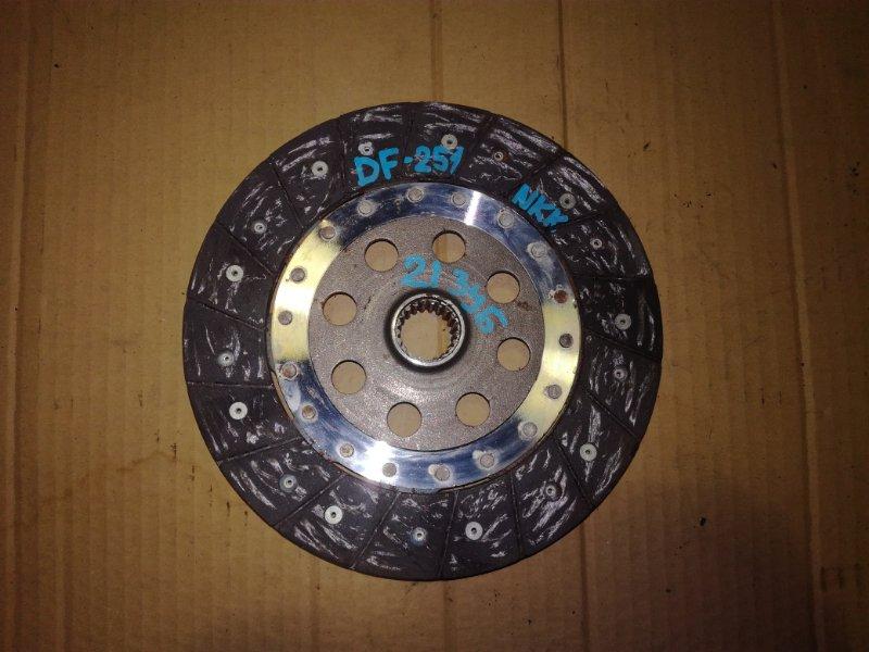 Диск сцепления Toyota Avensis CDT250 1CDFTV