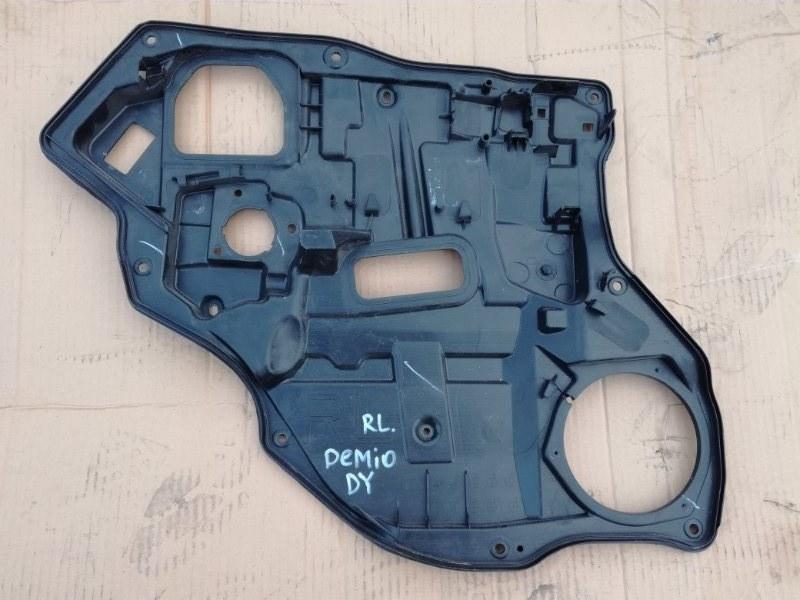 Накладка двери Mazda Mazda2 DY3R задняя левая