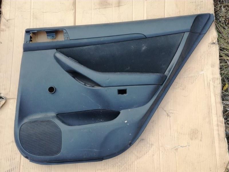 Обшивка двери Toyota Avensis ADT251 1CDFTV задняя правая
