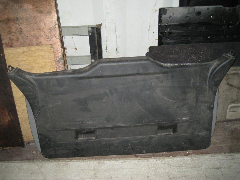 Обшивка багажника Subaru Traviq XM8 Z18XE задняя