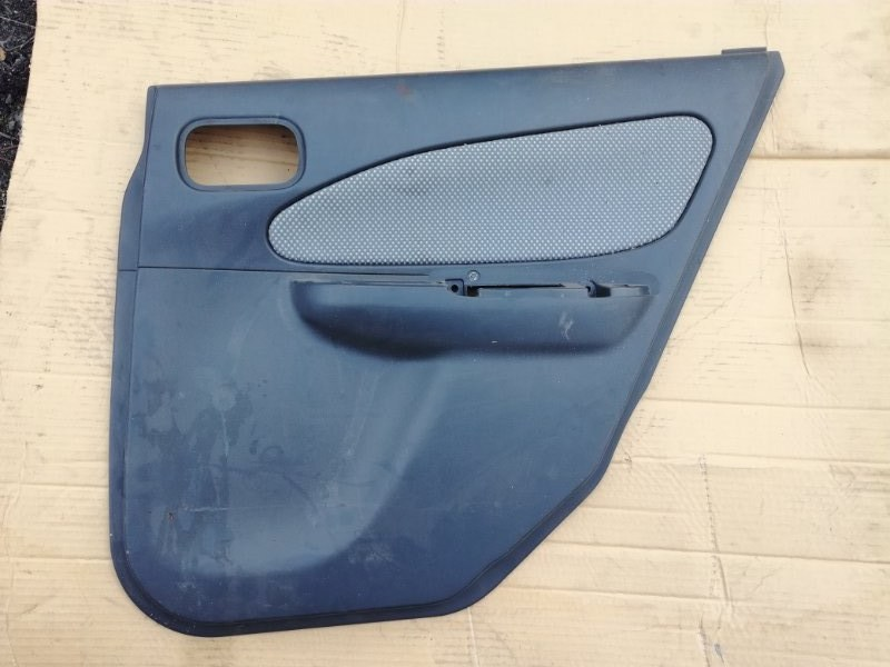 Обшивка двери Nissan Ad VENY11 задняя правая