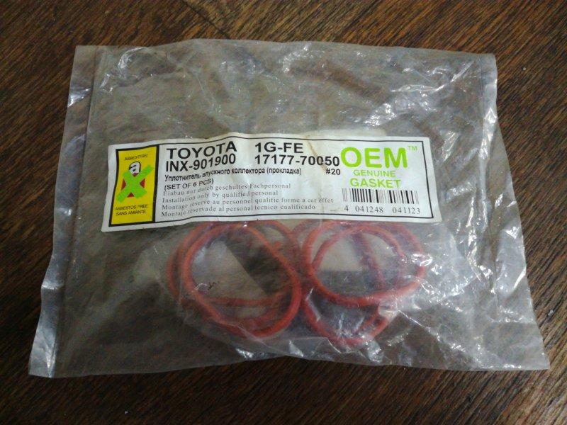 Прокладка впускного коллектора Toyota Is200 GXE10 1GFE