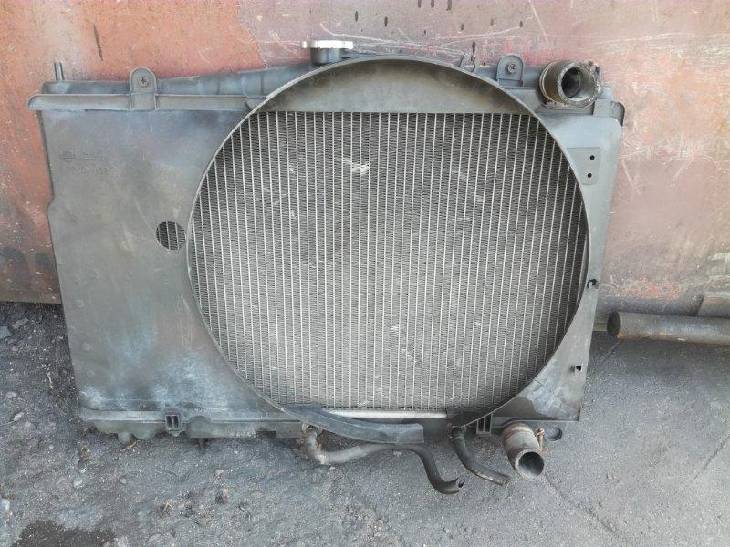Радиатор двс Nissan Laurel HC34 RB20E