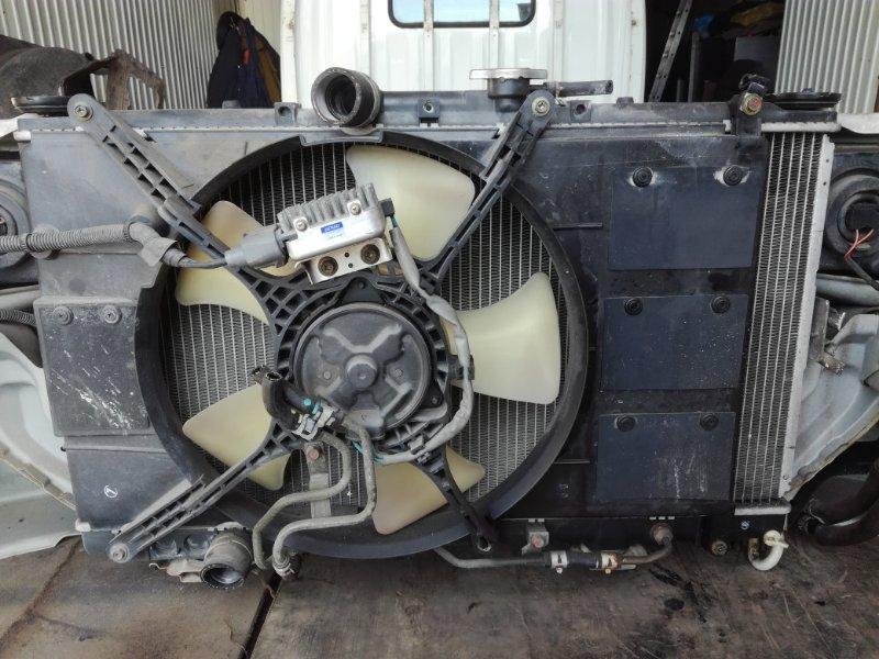 Вентилятор радиатора Mitsubishi Aspire EA1A 4G93