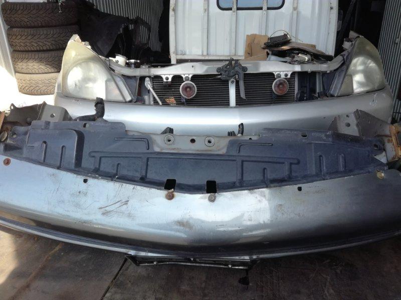 Защита радиатора Nissan Primera HP12 F9Q передняя нижняя