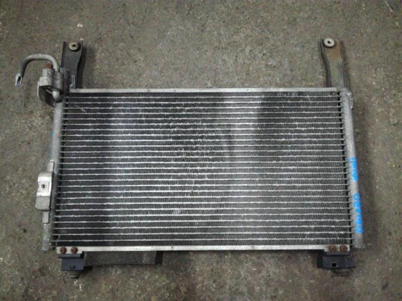 Радиатор кондиционера Mitsubishi Pajero Mini H51A 4A30