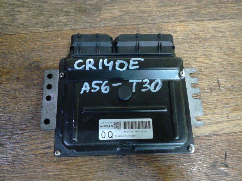 Блок управления двигателя Nissan Cube BZ11 CR14DE
