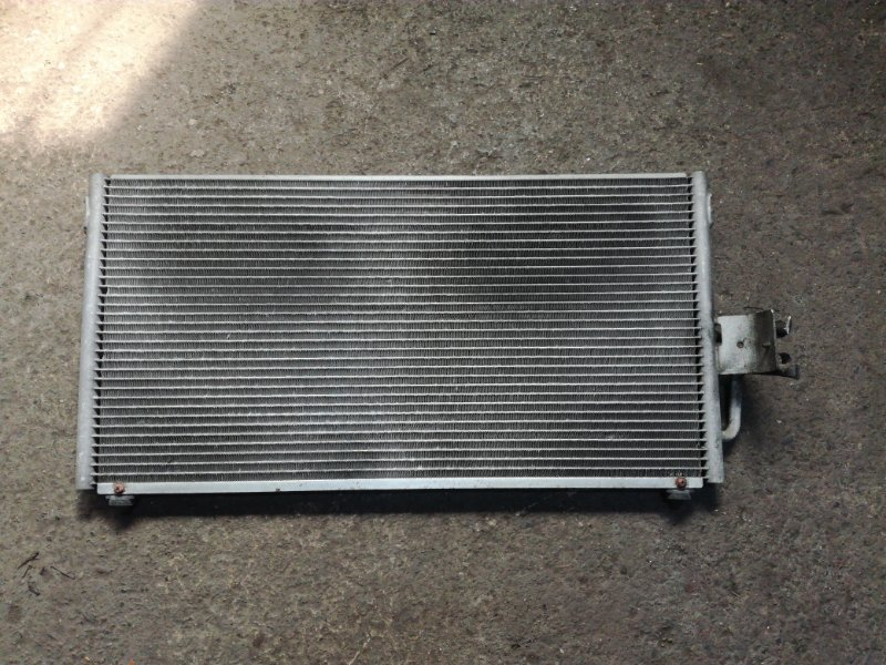 Радиатор кондиционера Mitsubishi Aspire EA3A 4G64