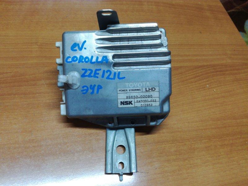 Блок управления рулевой рейкой Toyota Corolla ZZE120 3ZZFE