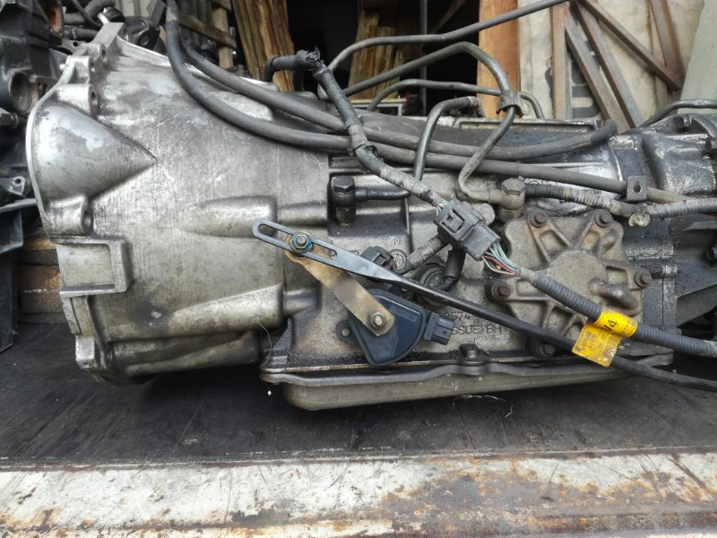 Акпп Ssang Yong Actyon D20DT 2000