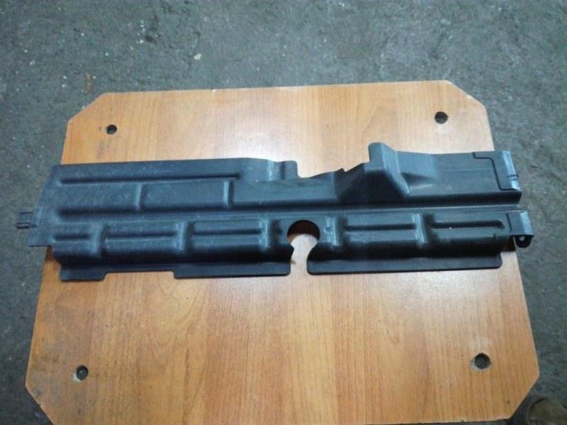 Защита радиатора Toyota Allion AZT240 1AZFSE левая