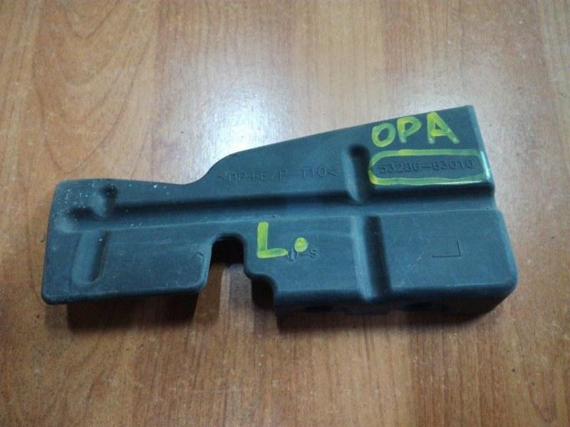 Защита радиатора Toyota Opa ACT10 1AZFSE левая