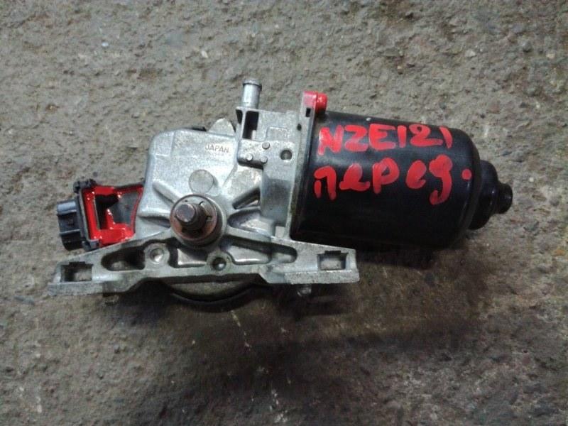 Мотор дворников Toyota Allex NZE121 1NZFE передний