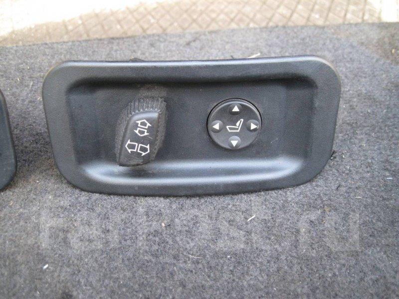 Блок управления сидением Bmw задний левый