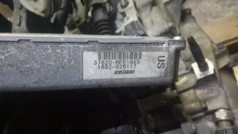 Блок управления двигателя Honda Odyssey RB1 K24A