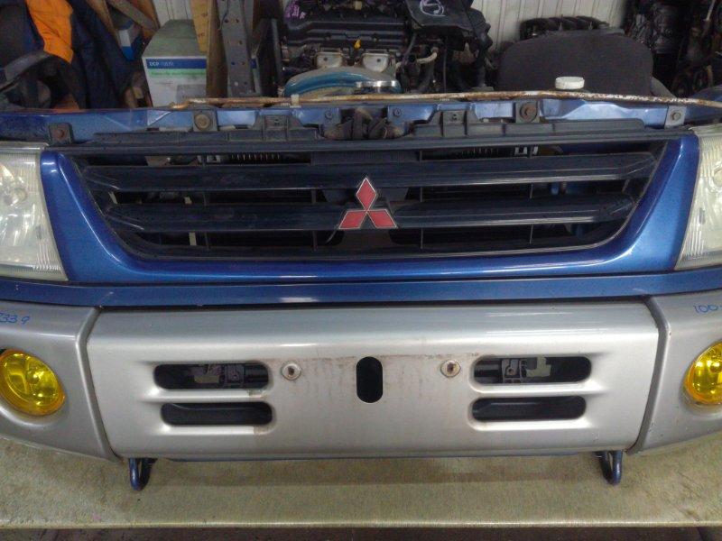 Решетка радиатора Mitsubishi Pajero Mini H58A 4A30