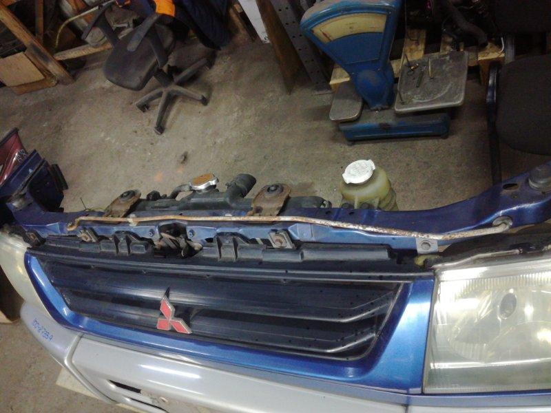 Опора капота Mitsubishi Pajero Mini H53A 4A30