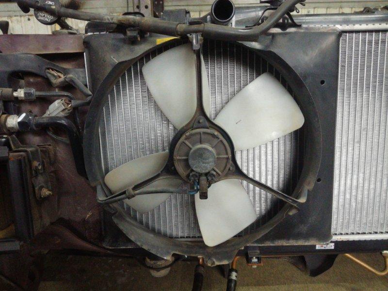 Вентилятор радиатора Toyota Carina Ed ST182 3SGE