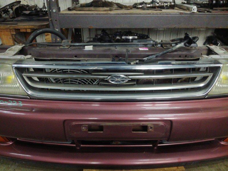 Решетка радиатора Toyota Corona Exiv ST182 4SFE 1989