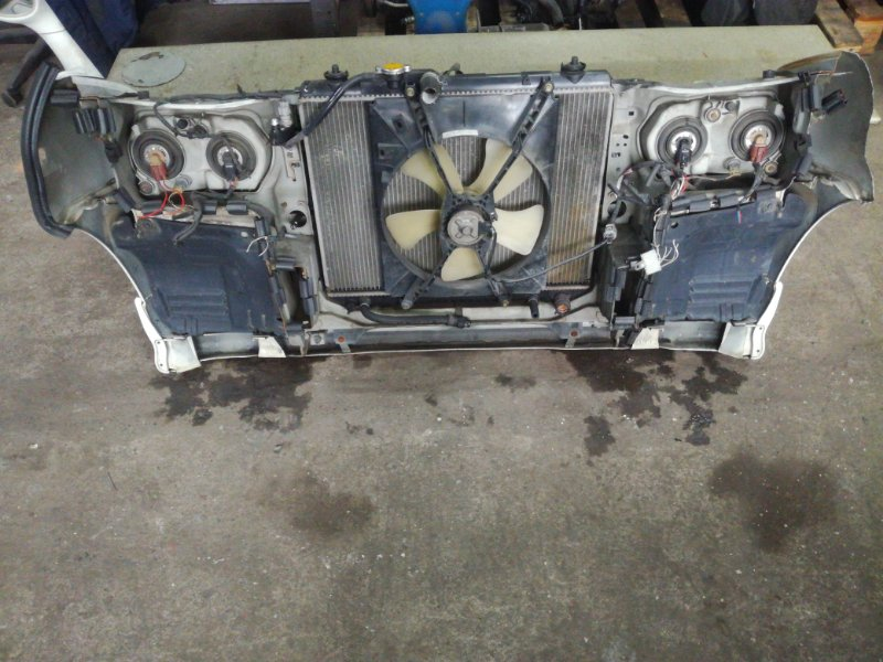 Рамка радиатора Daihatsu Terios Kid J131G HCEJ