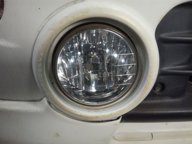 Фара противотуманная Daihatsu Terios J100G передняя правая
