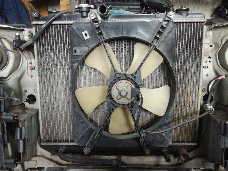 Радиатор двс Daihatsu Terios J100G