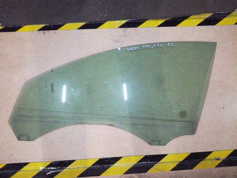 Стекло двери Volvo S40 MW20 B4164S3 2004 переднее левое