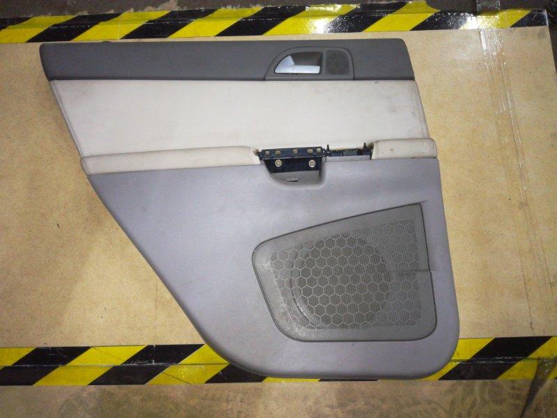 Обшивка двери Volvo S40 MW20 B4164S3 2004 задняя левая