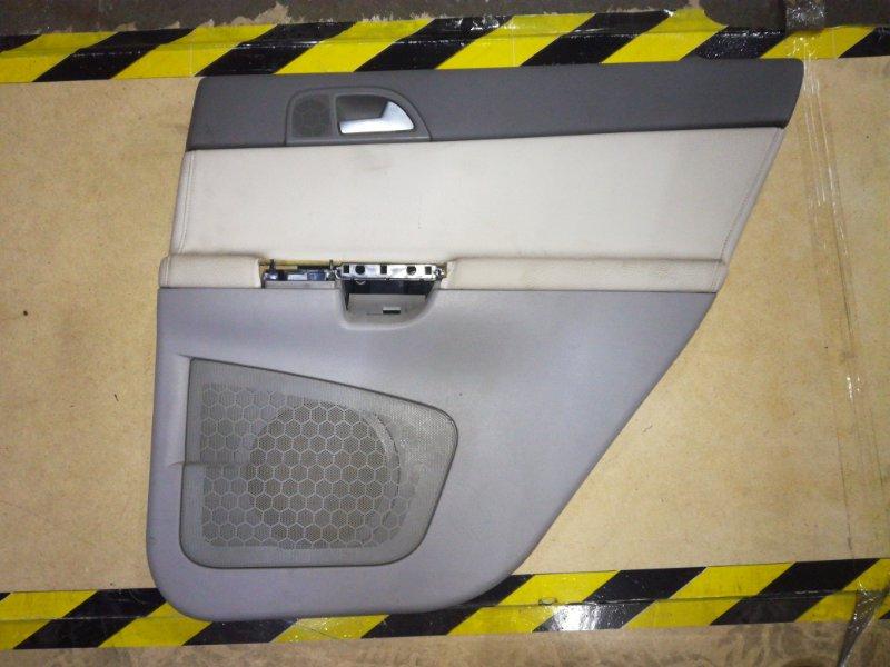 Обшивка двери Volvo S40 MW20 B4164S3 2004 задняя правая