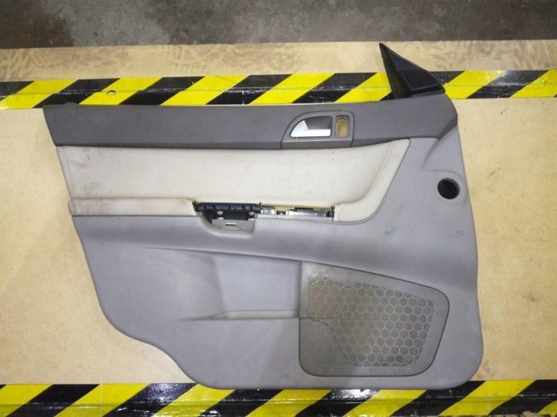 Обшивка двери Volvo S40 MW20 B4164S3 2004 передняя левая