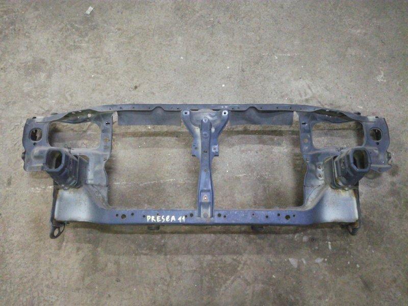Рамка радиатора Nissan Presea HR11 GA15DE 1995