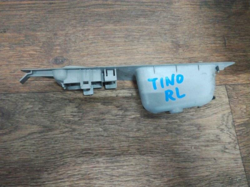 Накладка двери Nissan Almera Tino HV10 QG18DE задняя левая