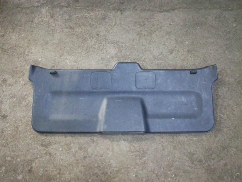 Обшивка крышки багажника Honda Hr-V GH1 D16A задняя