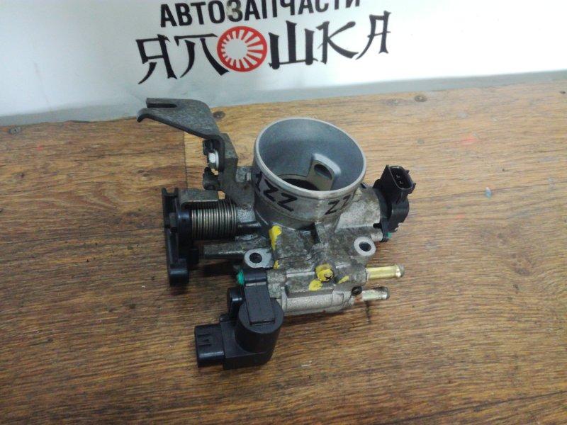 Дроссельная заслонка Toyota Allex ZZE124 1ZZFE