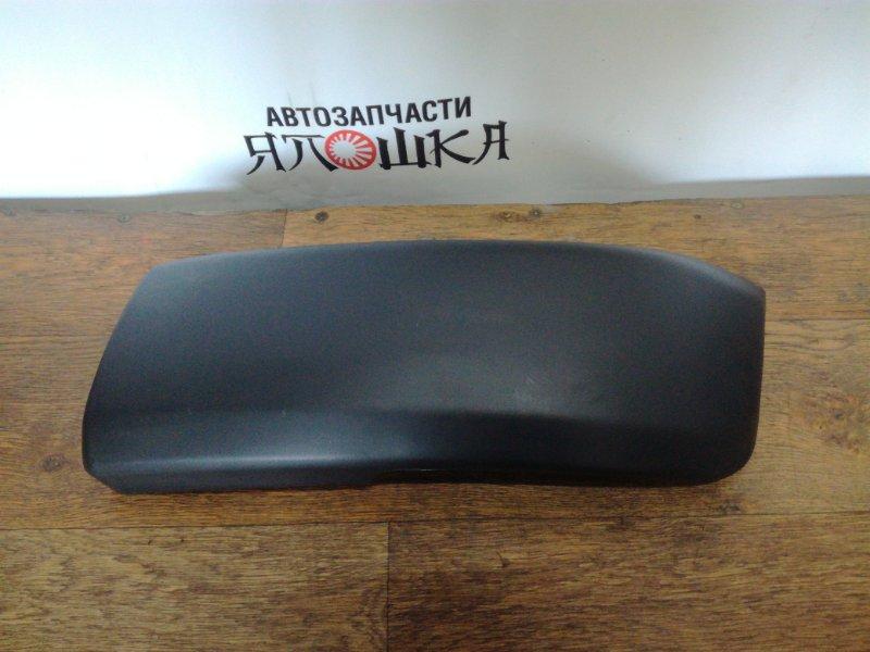 Клык бампера Toyota Probox NCP50 1NDTV передний левый