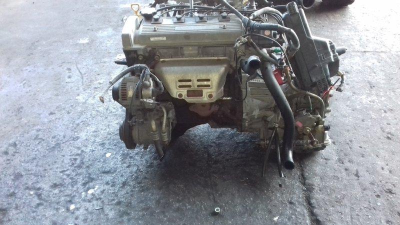 Двигатель Toyota Carina AT212 5AFE