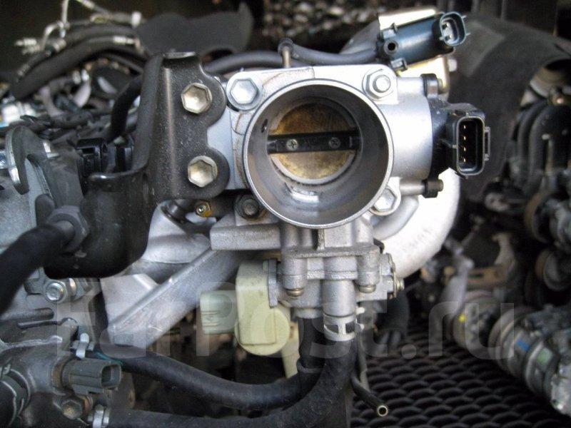 Дроссельная заслонка Toyota Carina AT212 5AFE