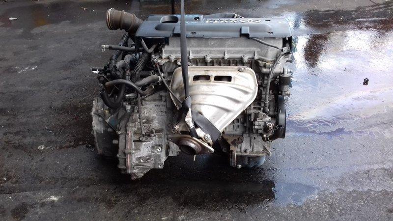 Акпп Toyota Allex ZZE122 1ZZFE