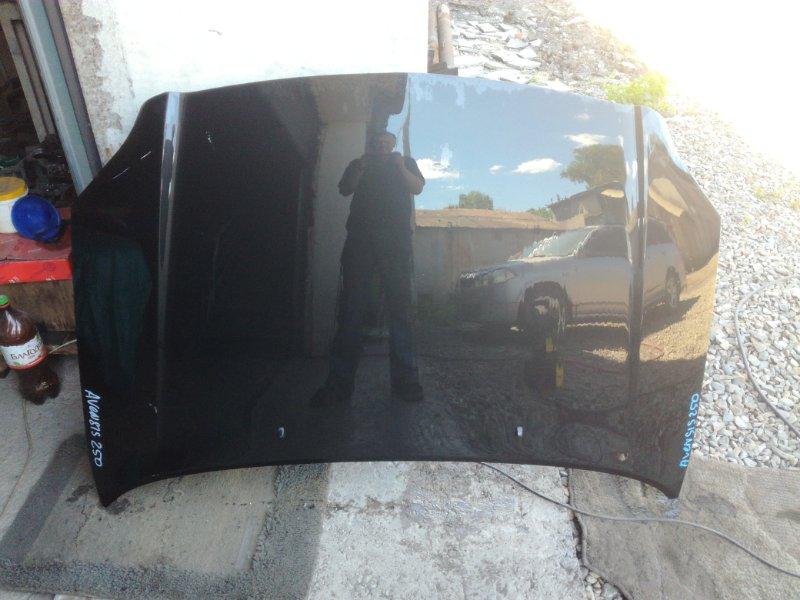 Капот Toyota Avensis ADT250 1ADFTV