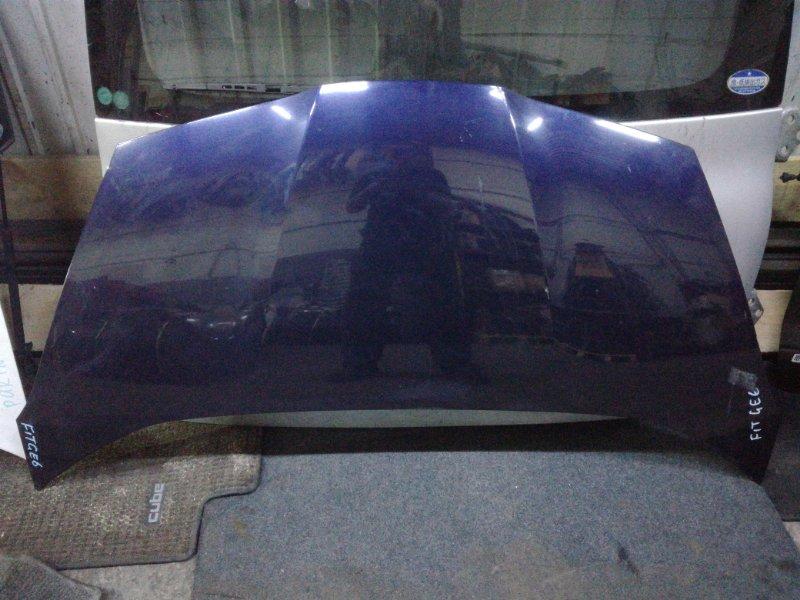 Капот Honda Fit GE6 L12B1
